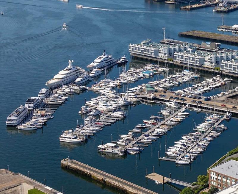 Massachusetts Marina