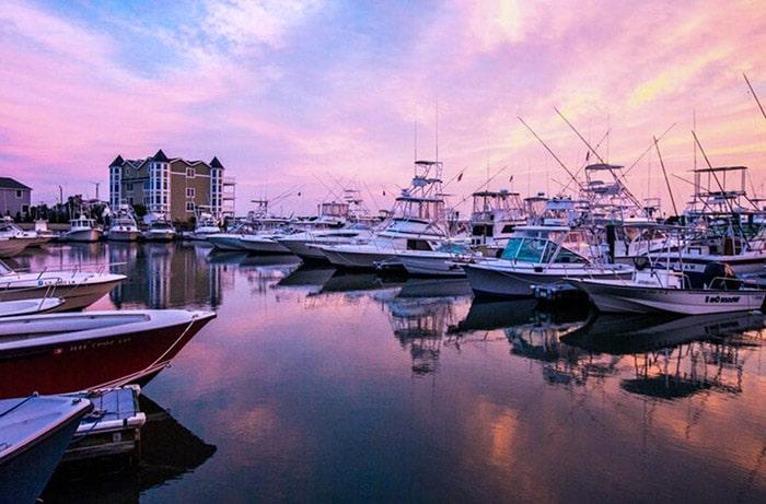New Jersey Marina