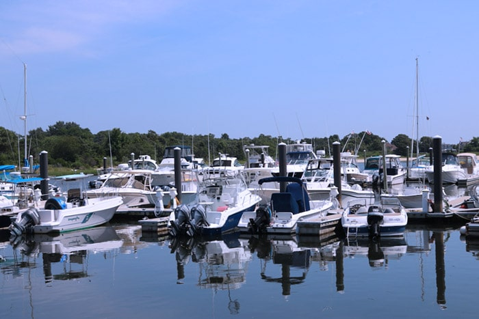 New York Boat Marina