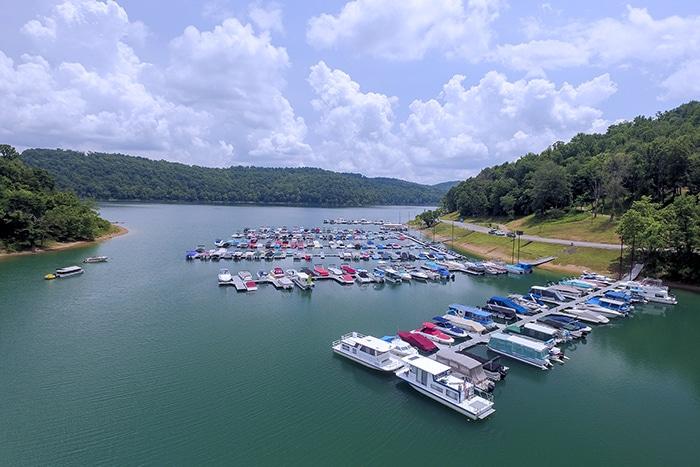 West Virginia Marina